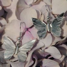 Butterfly earrings E44
